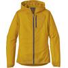 Patagonia W's Houdini Jacket Sulphur Yellow